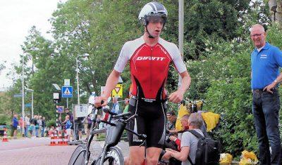 Halve triatlon Nieuwkoop toch geannuleerd