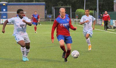 CVC Reeuwijk met moeite naast FC Skillz: 1-1