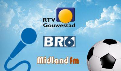 RTV Gouwestad en BR6 in samenwerkingsverband al jarenlang met zeer gewaardeerde live sportprogramma's op de radio