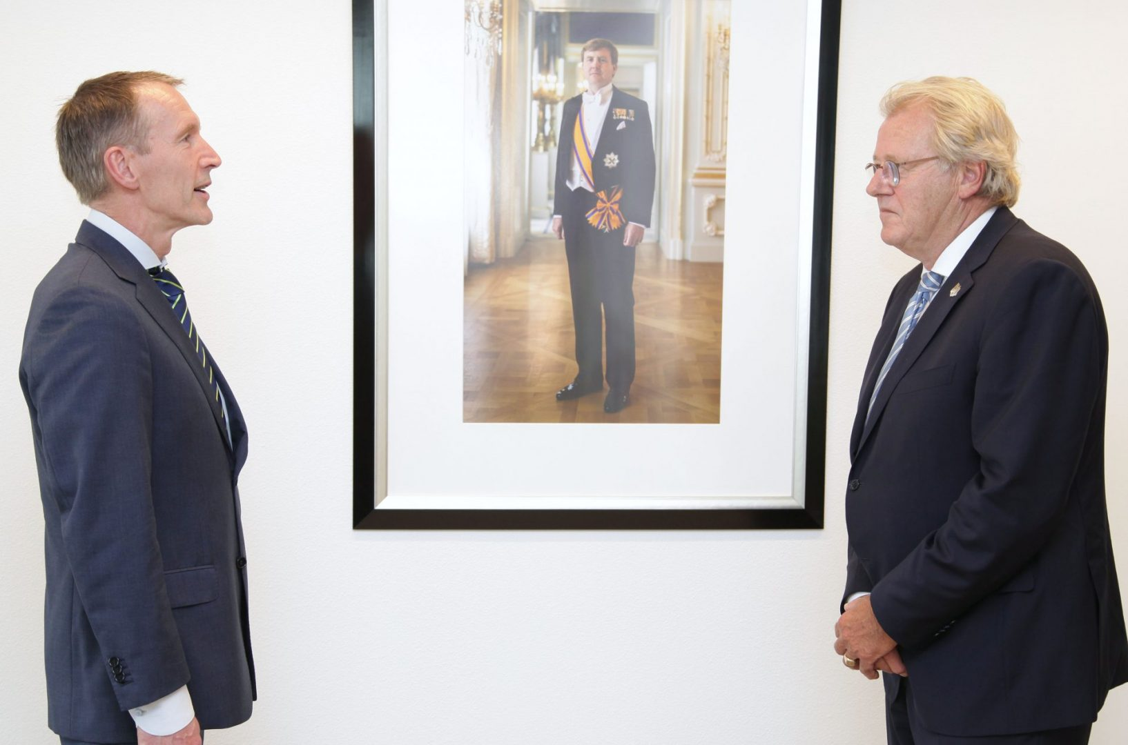 Erik van Heijningen beëdigd tot waarnemend burgemeester