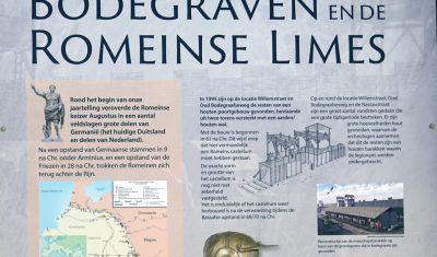 Sportief de Romeinse Limes ontdekken