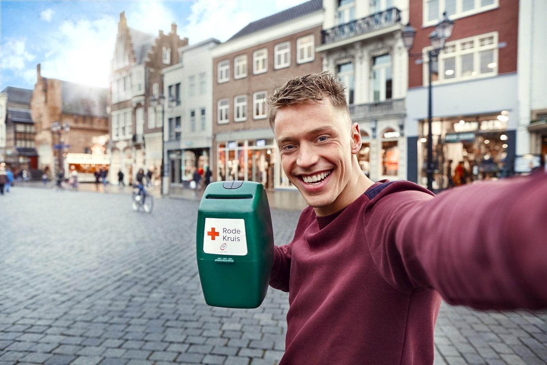 Rode Kruis collecte brengt ruim 7000 euro op