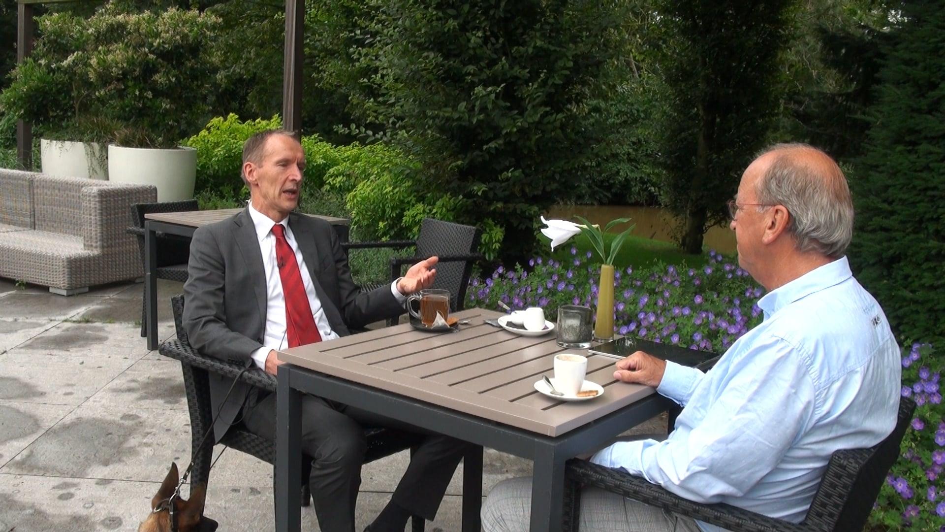 Woensdag op tv interview met waarnemend burgemeester Van Heijningen
