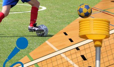 Sportprogramma en sportaanbod radio voor 16/17 oktober