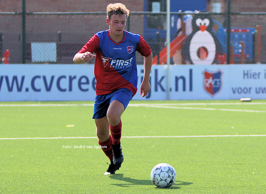 CVC Reeuwijk behoudt nog kans op volgende bekerronde
