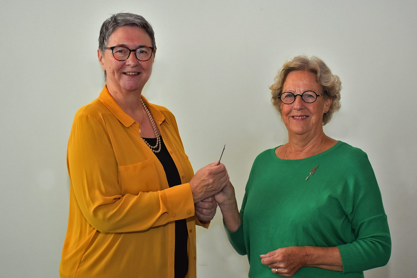 Ingrid Kappelle nieuwe dirigent De Boreftse Zangers