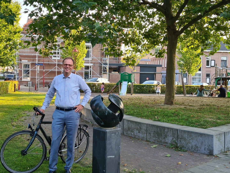"Christiaan van der Kamp in 'Gast uit de Streek"""