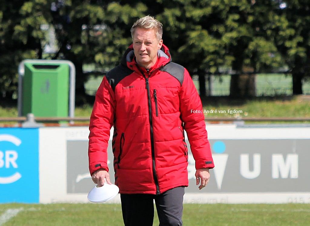 Huidig seizoen wordt laatste seizoen voor Boris van Es bij CVC Reeuwijk