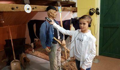 Audiotour Kaasmuseum in gebruik genomen